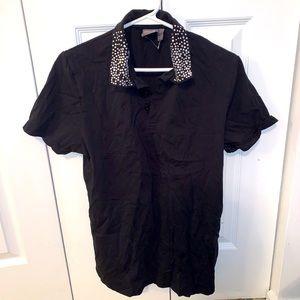 ASOS Men's polo shirt jeweled size Large NWOT